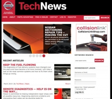 Nissan Tech News Website Houses Valuable Information