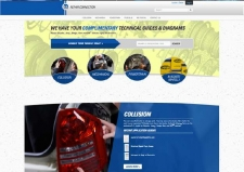 The Chrysler Group has collision repair information on their website that is available for free.
