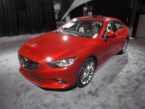 Advanced Driver Assistance Systems: 2019 MAZDA6