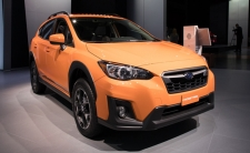 Sectioning and Partial Part Replacement: 2017 Subaru Crosstrek