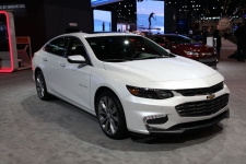 Sectioning and Partial Part Replacement: 2017 Chevrolet Malibu