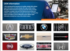 Maserati And Rolls-Royce OEM Information Pages