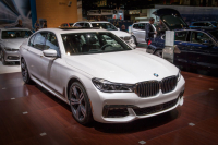 Sectioning and Partial Part Replacement: 2019 BMW 7 Series iPerformance