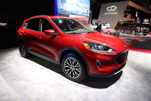 High-Strength Steel Prevalent in the 2020 Ford Escape