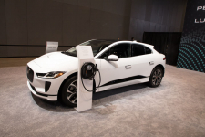 Sectioning and Partial Part Replacement: 2019 Jaguar I-Pace