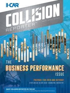 I-CAR Collision Reporter - The Business Issue