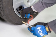 TPMS Without the Sensor in the Tire
